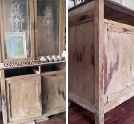 R s restauro mobili antichi shabby chic genova - Restauro mobili genova ...