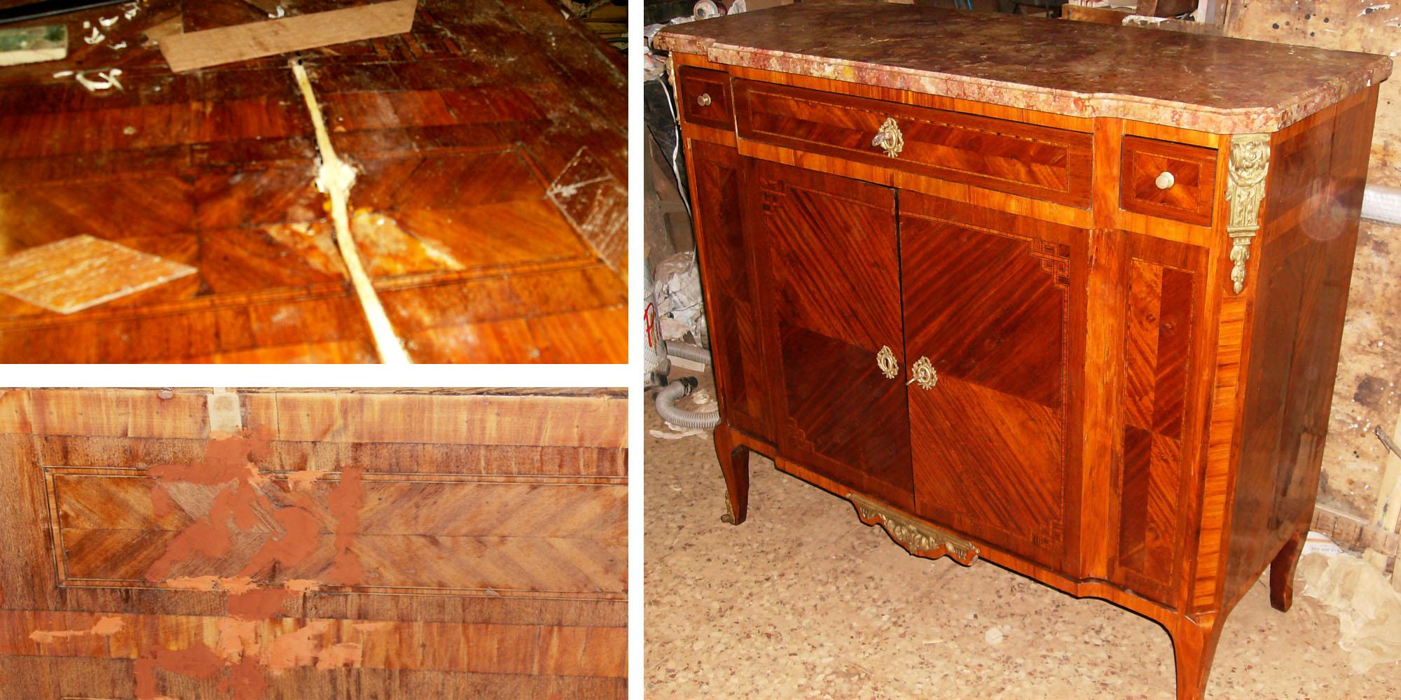 Restauro classico - Restauro mobili genova ...