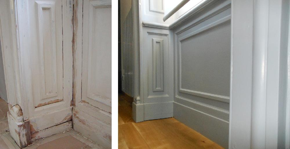 Restauro interno - Restauro mobili genova ...